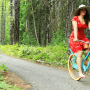 Bike Rental Glacier National Park, Bicycle Rental, Bicycle, Glacier Park, Insisde Glacier