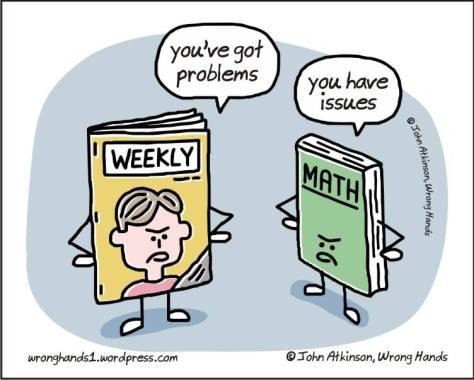 Math Problems_Magazine Issues_Puns