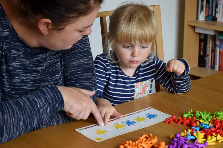 Learning Resources Repeating patterns with Mummy
