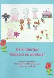 De kindertjes Rebecca en Raphaël