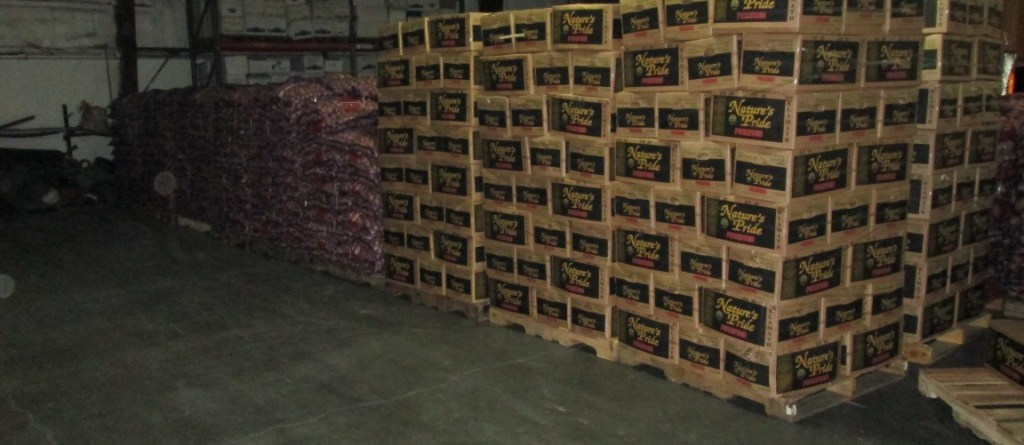 Gold Dust Hits The Road For The Food Bank and SOOF