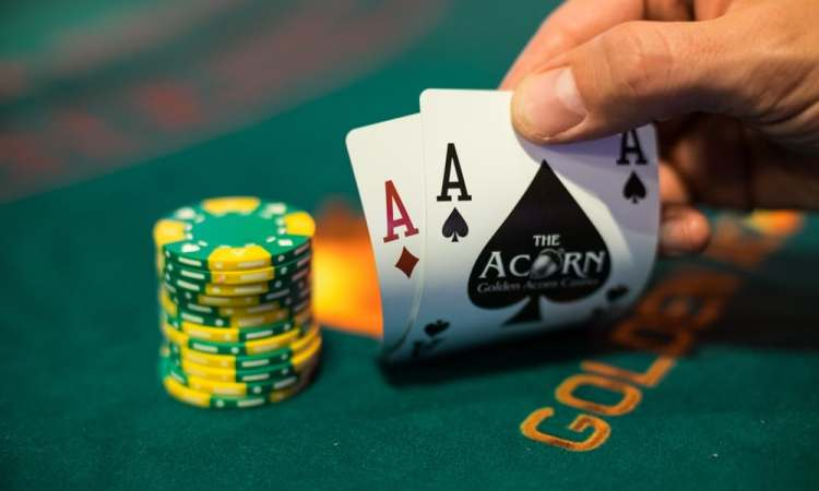 Stay Focused During Poker Golden Acorn Casino