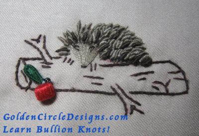 Bullion Knots