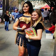 Golden Lasso Cosplay Wonder Woman Sac 2
