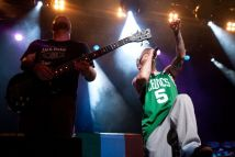 REVIEW: Limp Bizkit at The Olympia Theatre