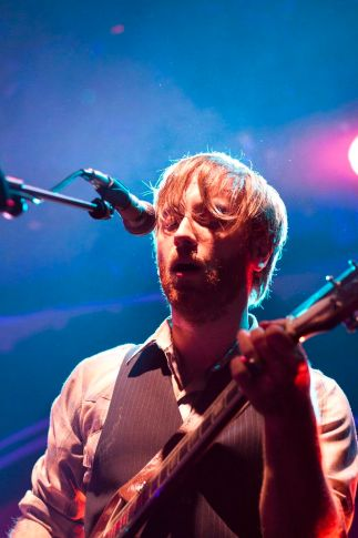 Review: The Black Keys at Tripod