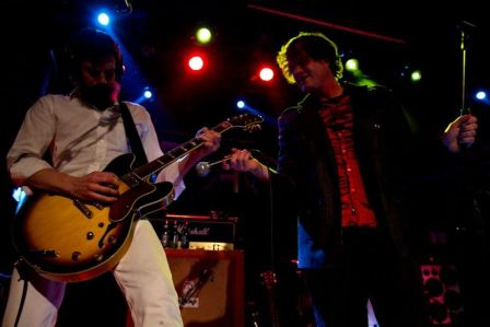 Review: Electric Six at The Academy 2010