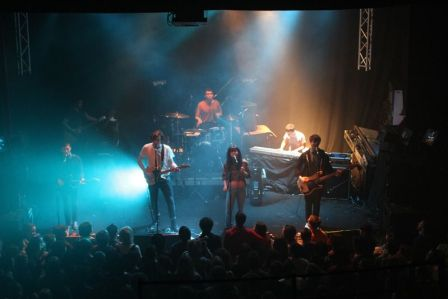 Little Green Cars at The Button Factory | Review