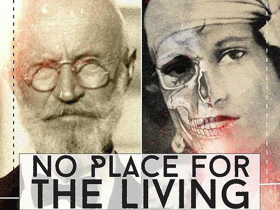 Filmmaker Ronni Thomas Brings You No Place for the Living: The Mad Story of Carl Von Cosel