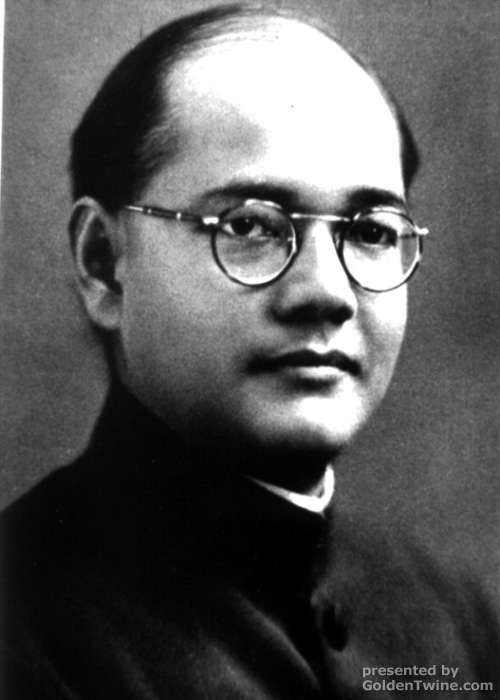 life and work of subhas chandra While a lot has been said about netaji subhas chandra bose's 1941 escape from british india and his 'netaji had a romantic, deeply emotional side to she once said that he was about to become the president of the indian national congress and there was work to be done and.