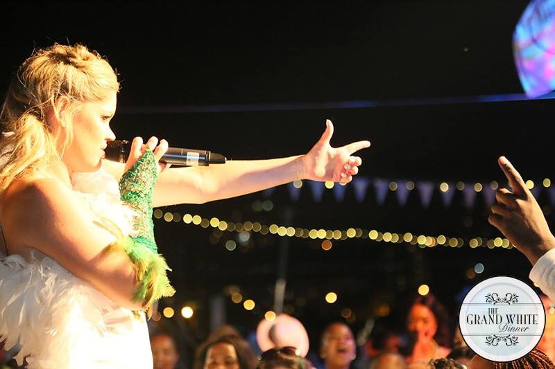 Performing at The Grand White Durban, Photography by Abhi Indrarajan
