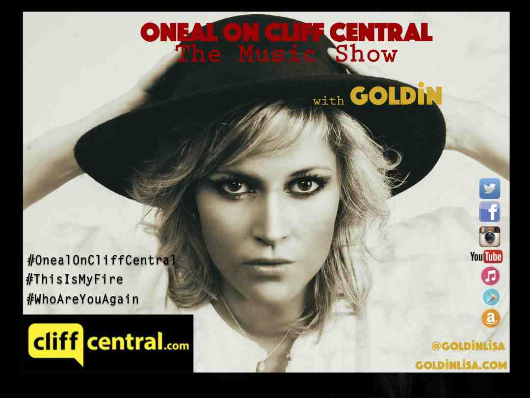 Lisa Goldin - Cliff Central, 19th August