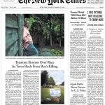 New York Times Goldman McCormick PR