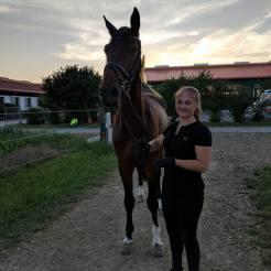 Anna mit Gefion S