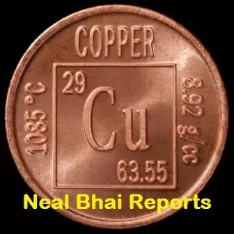 Copper Intraday Trading Level 327-342