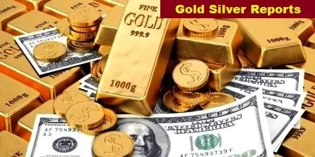 Gold Slips as Dollar Strengthens on Possible Rate Hike
