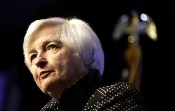 Janet Yellen; Fed Rate Hikes In Congress