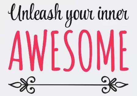 Unleash Your Inner Awesome