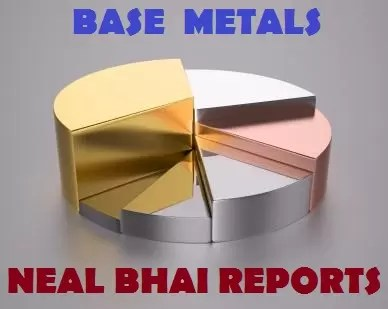 Metals Slide 1% Ahead of China PMI Data