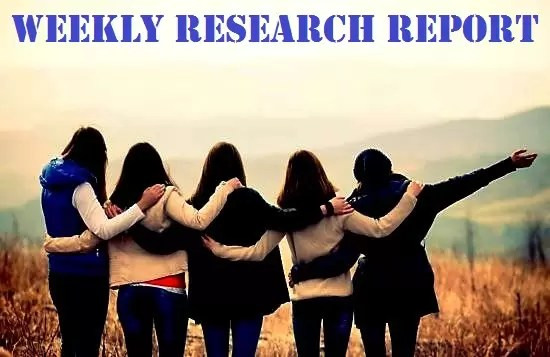 Commodities Weekly Research Report 18-07-16 to 22-07-16