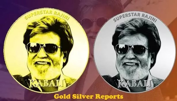 Muthoot's Kabali Coins a Big Hit