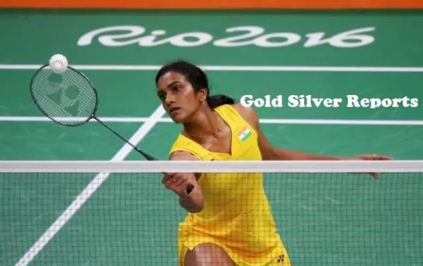 Sindhu Goes for Gold