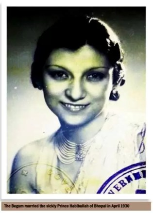 """The """"Begum"""" Who Was Almost Famous"""