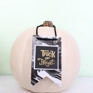 DIY Stamped Halloween Tags by Gold Standard Workshop