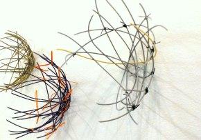 Gail Romanes 'Deconstructed Basket' samples
