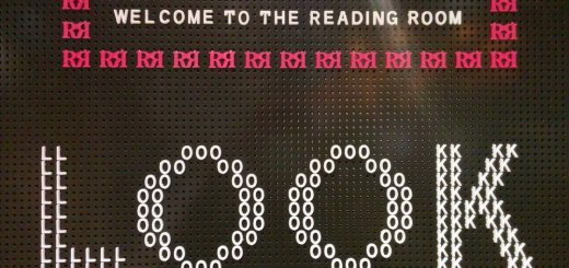 Wellcome Reading Room