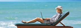 How to Have an Ergonomic Summer Vacation