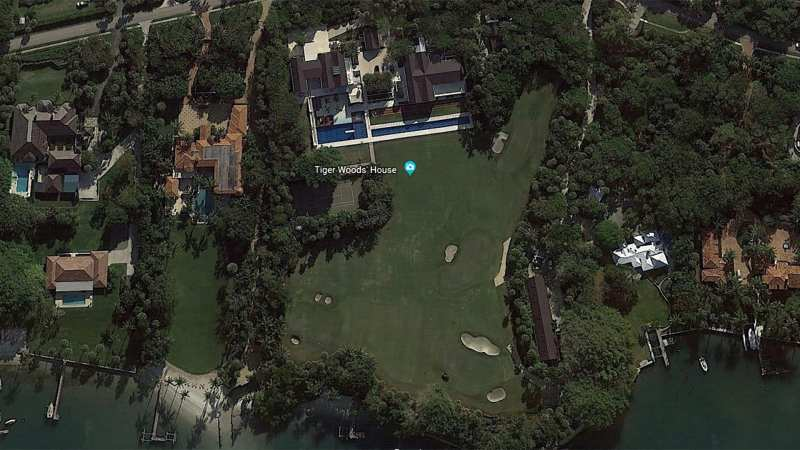 Large Of Tiger Woods House
