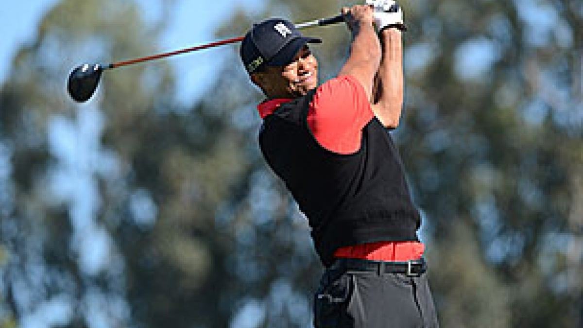 Tiger Woods Takes Aim at Rory McIlroy and No. 1 Ranking | Golf Channel