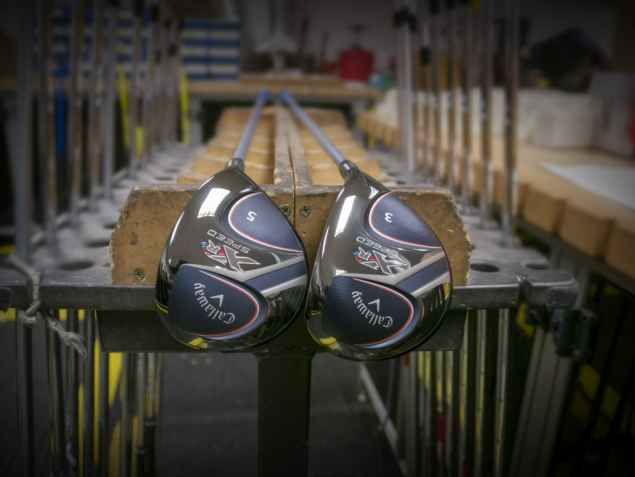 Callaway introduce XR Speed driver and fairway woods ...