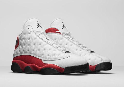 ナイキエアジョーダン13 ゴルフシューズ 赤|NIKE Air Jordan13 Golf Shoes Red