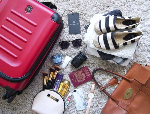 Packing For A Weekend Getaway: