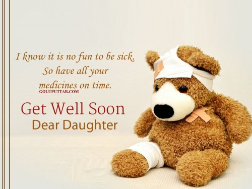 Medium Of Get Well Quotes
