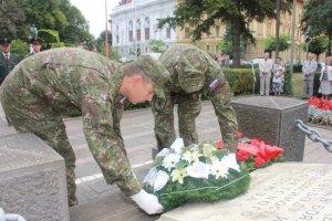 A Szlovák Nemzeti Felkelésre emlékeznek