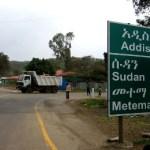 Metema Ethio- Sudan border