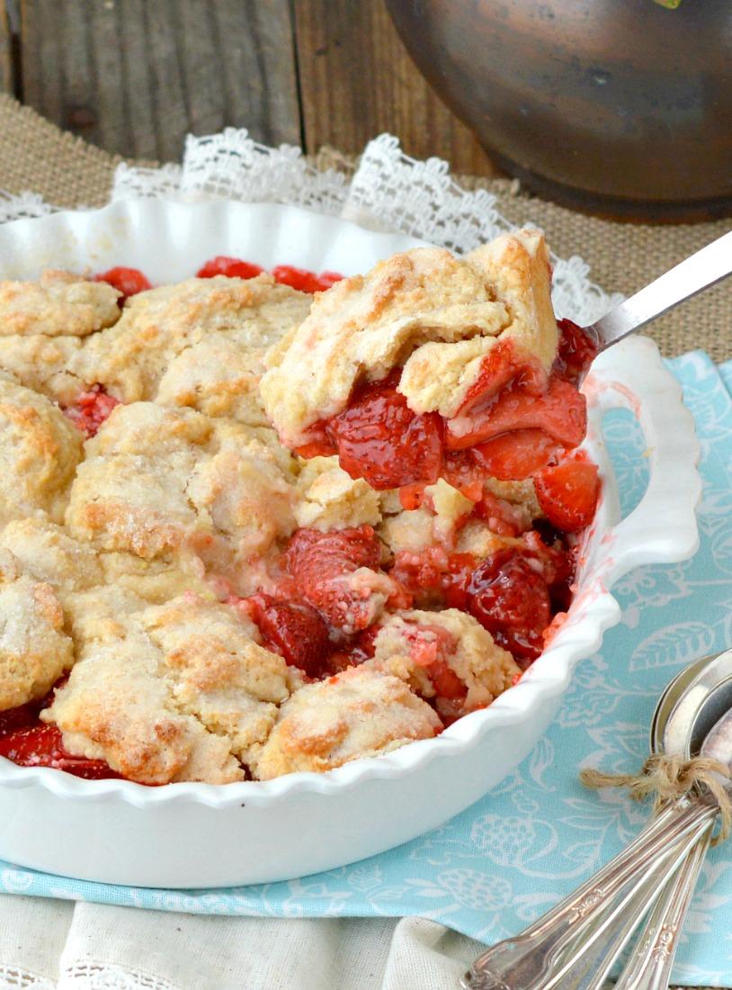 Impeccable Fashioned Strawberry Cobbler Family Bisquick Strawberry Shortcake Biscuit Recipe Bisquick Strawberry Shortcake Recipe From Box nice food Bisquick Strawberry Shortcake