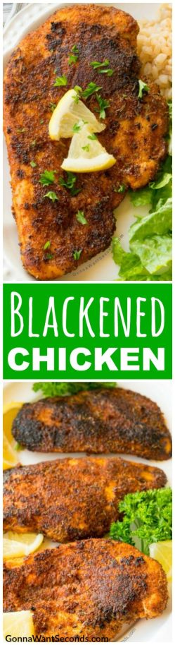 Genuine Our Easy Blackened Ken Recipe Is Inspired By Paul Generouslycoated A Fiery Easy Blackened Ken Recipe Gonna Want Seconds Blackened Ken Recipe Food Network Blackened Ken Recipe Bbc