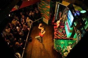 The Cat's Meow Bar on Bourbon Street is one of my top five places to sing Karaoke in New Orleans