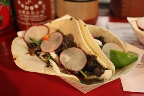 taceaux loceaux vegetarian taco