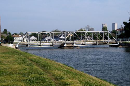 Bayou St. John and Magnolia Bridge. Image courtesy Wally Gobetz, via Flickr.