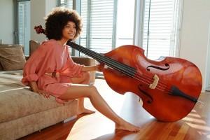 Esperanza Spalding New Orleans Jazz Fest