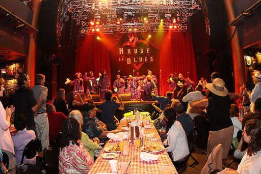 gospel brunch house of blues