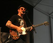 Eric Lindell 2012 Jazz Fest