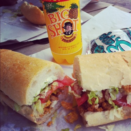 new orleans po-boy