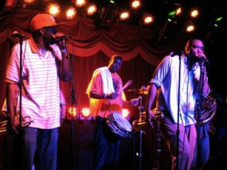 Rebirth Brass Band New Orleans