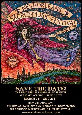 New Orleans Sacred Music Festival 2012